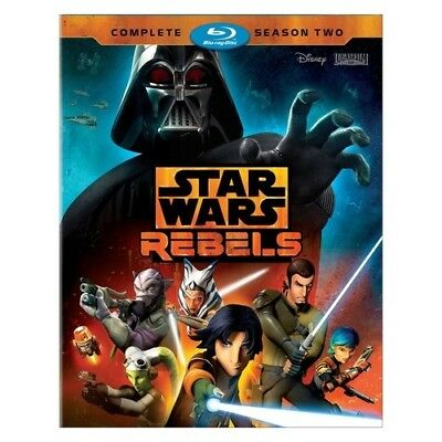 Buena Vista Home Video Br136643 Star Wars Rebels-Complete Season 2 (Blu-Ray/3...