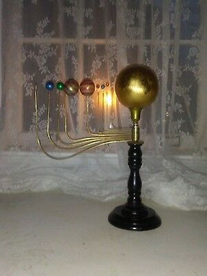 Orrery Antiqued Planetarium by South Carolina artist,Will S. Anderson