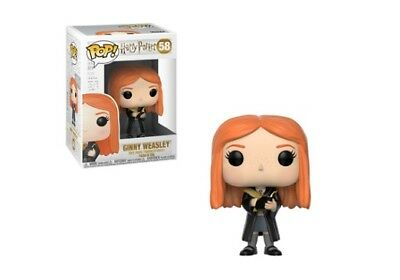 Funko Llc 29504 Pop! Harry Potter Series 5: Ginny Weasley With Diary