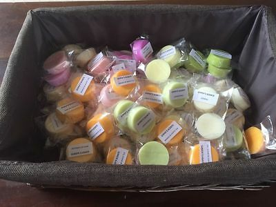 Soy Wax Candle Melts - Choose from 50 fragrances.  FREE POSTAGE