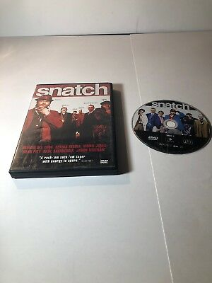 Snatch (Widescreen Edition) Dvd Brad Pitt
