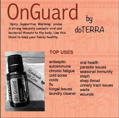 ESSENTIAL OIL BY doTERRA -'LAVENDER PEACE' mixed with FCO in a 5ml