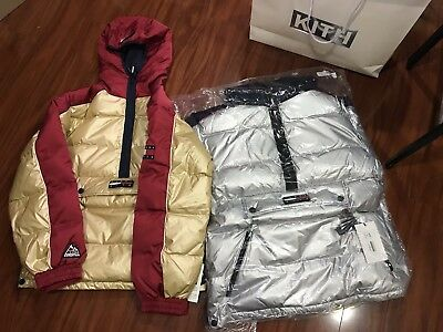 e7d2b01f Kith x Tommy Hilfiger Puffer Jacket - Gold - Medium IN HAND -  IG@copthesedrops