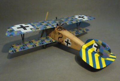 ACE-33 Albatros D.III (OAW), D.5154/17, 1918 World War I Airplane - John Jenkins