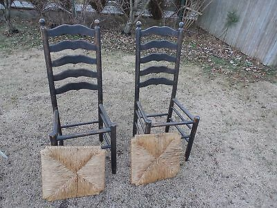 2 Ladder Back Chairs Point Pleasant Nj Asbury Park Nj Ocean Grove Nj Lakewood Nj