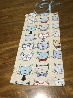 Cats On Spots, Baby Diaper Nappy Stacker----- New, Free Post,  (T10)