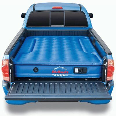 Full-Size Truck Bed Air Mattress with Build-In Rechargeable Battery Air Pump