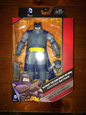 DC. Comics Universe Armored Batman Action Figure