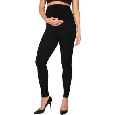 NWT Great Expecations Size 4 - 6 Maternity Full-Panel Leggings NEW