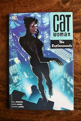 Catwoman The Replacements TPB (2007 DC Comics) #1-1st Printing MINT