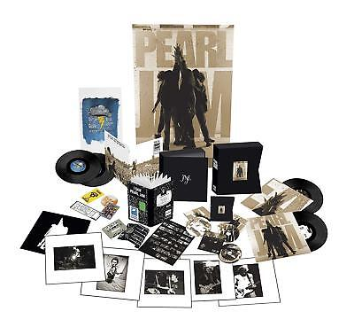 Peal Jam Ten Deluxe Vinyl Box Set