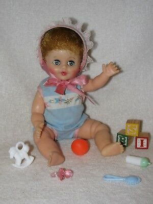 """8"""" Vintage Baby Doll By EEGEE Dolls & Toys"""