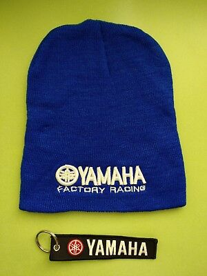 Llavero Yamaha + Gorro - KEYCHAIN - REMOVE BEFORE FLIGHT - MOTO - INVIERNO
