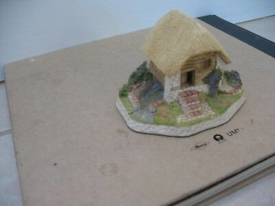 David Winter Cottages Irish Water Mill, 1992, Collector's Guild, mint, no flaws