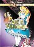 Alice in Wonderland (DVD, 2000, Gold Collection Edition) Brand NEW