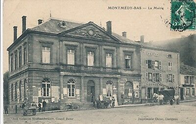 CPA - France - (55) Meuse - Montmedy-Bas - La Marie