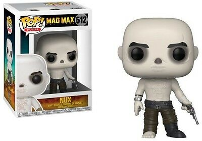 FUNKO POP 512  Mad Max Nux Shirtless