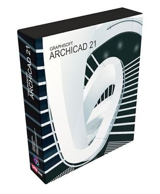 ARCHICAD 21 FOR macOS, (DOWNLOAD) GRAPHICS & ARCHITECT -CAD/BIM/AEC SOFTWARE
