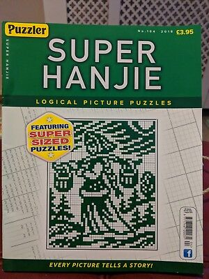 Super Hanjie Puzzle No.104.