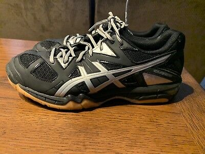 ASICS GEL TACTIC WOMENS Girls VOLLEYBALL Court Shoes Size 9