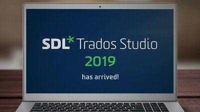 SDL TRADOS STUDIO 2019 Pro + Vmware For MacOs NON Boxed (Download Only)
