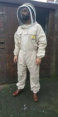 Beekeepers Suit - Mens - Goldbee Standard - Small/medium/large