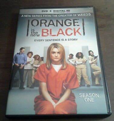 Orange is the New Black: Season 1 DVD Digital Download Included