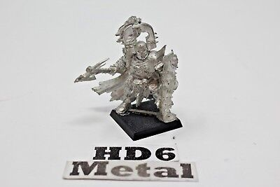 Warhammer Blades of Khorne Exalted Deathbringer with Bloodbite Axe - Metal