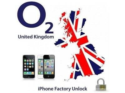 Unlock Code Service O2 & Tesco - All Iphones Models 4-Xmax