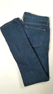 ac14ade5 FLYING MONKEY Womens Low Rise SKINNY Jeans Dark Wash Size 3 Regular  *STRETCH*