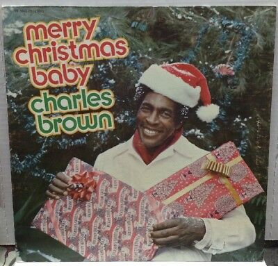 Charles Brown Merry Christmas Baby Record BT-1003