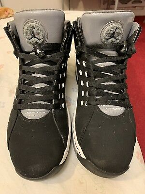 26374550f1bde3 Mens Nike Air Jordan Ol School Black Basketball Shoes Size 10.5  317223-013