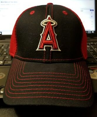 hot sale online e0412 f1b84 ... new style los angeles angels new era 39thirty classic stretch fit hat  mens size m l d790e