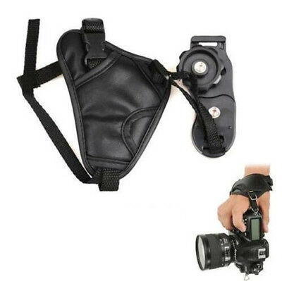 Leather Canon Nikon Pentax for Hand Strap Wrist Universal Sony Grip DSLR Camera