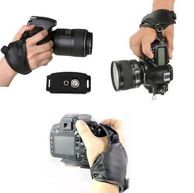 Wrist Grip Pentax for Hand Strap Leather Universal Sony DSLR Camera Canon Nikon