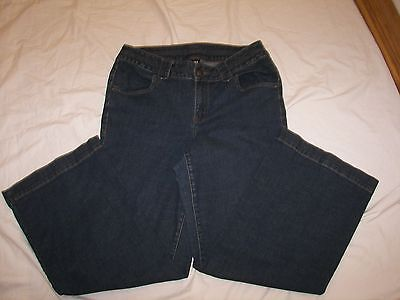 Women's Lane Bryant Stretch Jeans - Size 14 Ave.