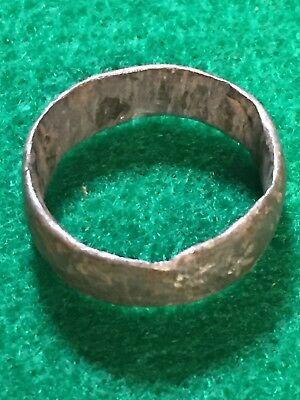 Ancient Roman Artifacts, Roman Bronze Ring, Circa 1st-3rd Century, AD,