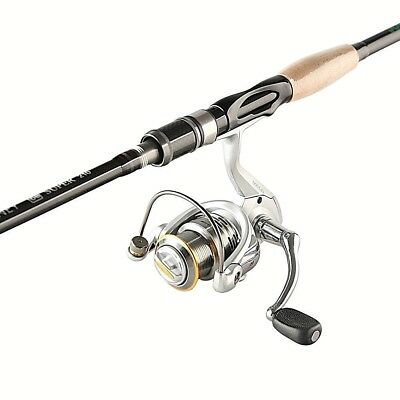 Spinning Rod & Reel Fishing Combo