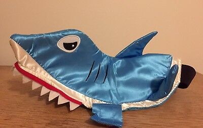 Dog Cat Shark Costume Small Halloween