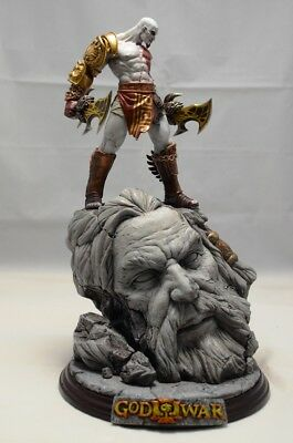 God of War 3 Kratos GK PU Resin Statue Origin GK Alliance Piece Limit