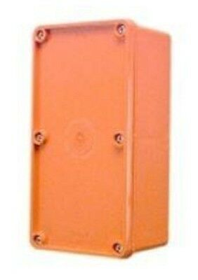 Clipsal PVC ADAPTABLE BOX Orange *Australian Brand- 163x108x81mm Or 211x108x81mm
