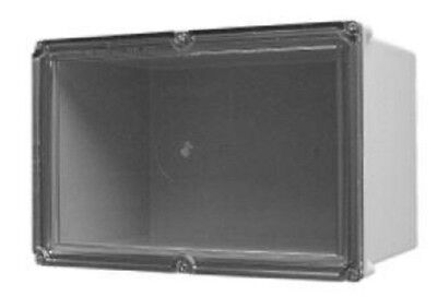Clipsal PVC DEEP ADAPTABLE BOX 300x200x200mm Surface Mounted, Grey *Aust Brand