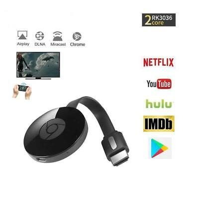 Hot! For Chromecast 2nd Generation HDMI Video Digital Streamer Dongle 1080P HD