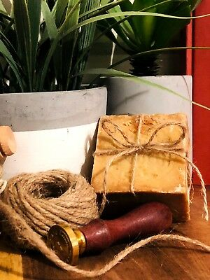 Aleppo Soap Handmade in Syria with Olive Oil and Laurel Berry Oil, 100% Natural