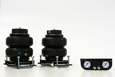 EuroAir auxiliary air suspension kit for Fiat Ducato X290 2014-