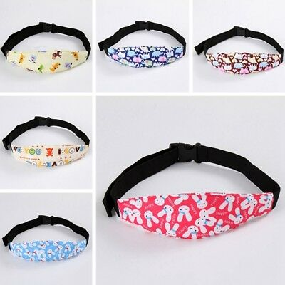 Car Safety Baby Sleeping Head Support Belt Children Kid Fixing Band Car Seat