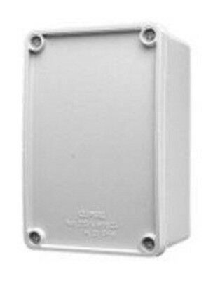 Clipsal PVC ADAPTABLE BOX Surface Mounted, Grey- 163x108x81mm Or 211x108x81mm