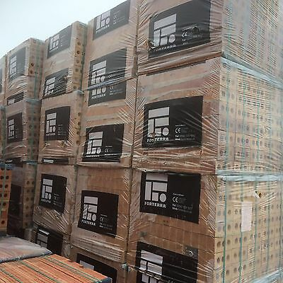 Forterra Cheshire red bricks  1st Quality £400 Per Thousand YES 0.40 P Each