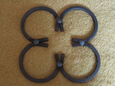 Wrought Iron Rosette