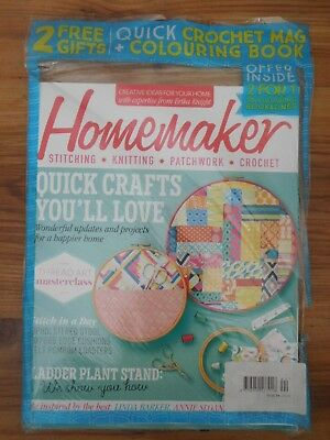 Homemaker Magazine Issue 44 Sealed with Free Gifts